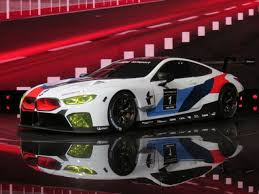 bmw car race bmw m8 looks as a track only race car