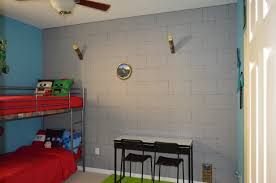 Minecraft Bedroom Decals by Room Digning Of Metal Freak Boy Interior Design Ideas About Sports