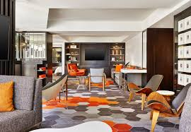 bright and cheerful at le meridien san francisco rue