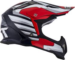 motocross helmet cheap kyt strike eagle wings motocross helmet white black red