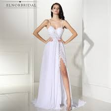 Wedding Dress Murah Toko Online Robe De Mariage Pantai Lace Wedding Dress Murah 2017