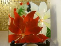 49 best fused glass images on glass flowers stained