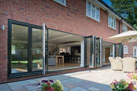 Wooden Bifold Patio Doors by Patio Doors Eurocell Patio Doors These Are The Anderson Series