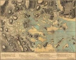 Maps Boston Happy Birthday Boston B Harbor 1776