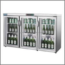 beer refrigerator glass door stainless steel glass door desktop display beer refrigerator