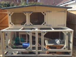 4ft Rabbit Hutch With Run Best 25 Large Rabbits Ideas On Pinterest Large Rabbit Hutches