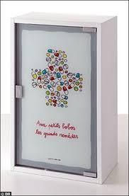 derriere la porte medicijnkastje armoire a pharmacie wit