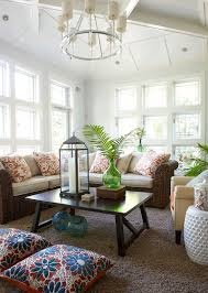 Sun Room Furniture Ideas by 25 Cheerful And Relaxing Beach Style Sunrooms