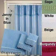 Fabric Shower Curtains With Valance 26 Best Fabric Shower Curtains With Valance Images On Pinterest
