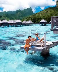 sheraton resort in moorea adventures pinterest future travel