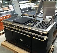 piano cuisine gaz piano de cuisson four gaz piano de cuisson steel ascot 120