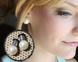 spacer earrings 32 best gauges plugs images on gauges plugs