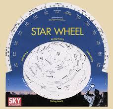 how to make a star wheel and observe the night sky sky u0026 telescope