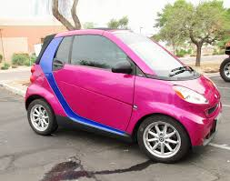 smart car pink fast trac designs vehicle wraps u0026 screen printing signs phoenix
