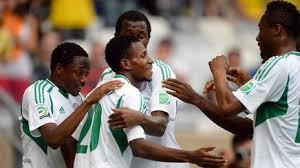Pertandingan Tahiti vs Nigeria Piala Konfederasi