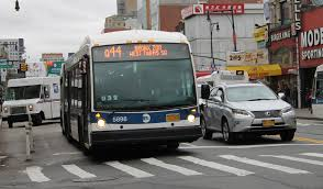 Q44 Bus Map Flushing Select Bus Service Set To Be Implemented This Weekend