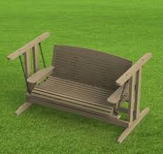 woodworking plans u0026 projects porch glider project plan i want