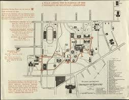 U Of A Campus Map University Of Kentucky Campus Ann Rice O U0027hanlon U0026 The Memorial