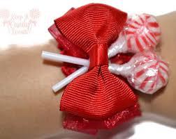 prom wrist corsage ideas hot pink lollipop wrist corsage fuchsia prom corsage wedding