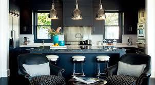 blue kitchen color trend into the blue kitchen bath trends