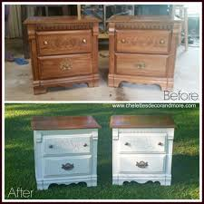 nightstand astonishing connie nightstand collage refinished