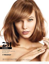karlie kloss hair color karlie kloss named new l oreal paris spokesperson
