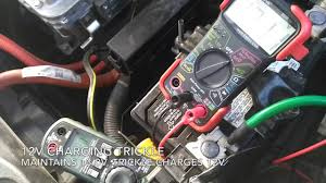 nissan leaf range 2013 2013 nissan leaf 12v battery behavior testing youtube