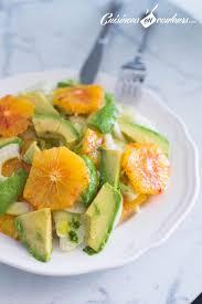 cuisiner fenouille salade de fenouil avocat et orange cuisinons en couleurs