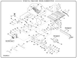 Ryobi Table Saw Manual Ryobi Rts10 10