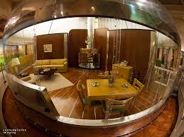 house in the round an interior shot of buckminster fuller u0027 u2026 flickr
