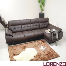 Corner Sofa Recliner Leather Sofa Half Leather Second Grade Leather Sofa Fabric Sofa