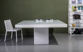 White Modern Dining Room Sets Modloft Beech Dining Table Mjk25300 Official Store