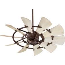 10 blade ceiling fan cottage country ceiling fans you ll love wayfair