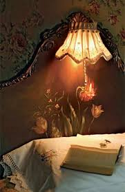 Bed Headboard Lamp by 241 Best Beds Painted Images On Pinterest Painted Furniture