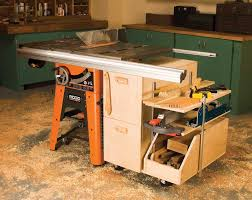 how make a table saw how to make a table saw cabinet at home diy plans