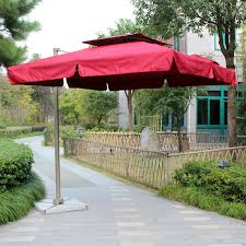 Commercial Patio Umbrella Commercial Outdoor Umbrellas Rome Umbrella Large Terrace Shed