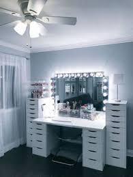 ikea makeup vanity my new ikea makeup vanity diy style ikea drawers makeup storage