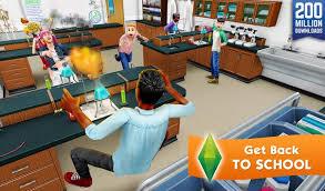 download game sims mod apk data games apk mod