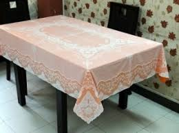 Online Shopping For Dining Table Cover Table Katwa Clasic Fancy Design Lace Vinyl Dining Table Cover