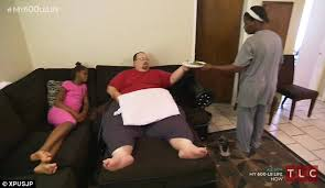my 600 lb life chad update 701lb man chad dean refuses to take his medication after weight loss