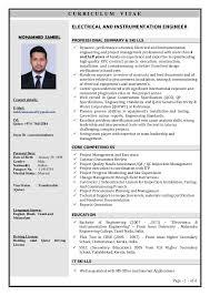 Instrumentation Project Engineer Resume 100 Instrumentation Project Engineer Resume Construction