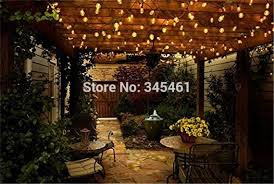 1x48ft 14 8m novelty outdoor lighting vintage string light with 24
