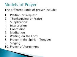prayer personal bible study lesson 1 the importance of prayer