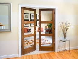 Interior Double Doors Without Glass Awesome Interior Double Doors With Glass With Best 25 Internal