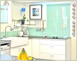 green backsplash kitchen green tile backsplash kitchen green subway tile white cabinets blue