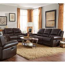 Top Grain Leather Reclining Sofa Mathison 3 Top Grain Leather Reclining Set All Things