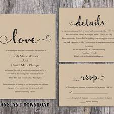 burlap wedding invitations best burlap wedding invitation products on wanelo