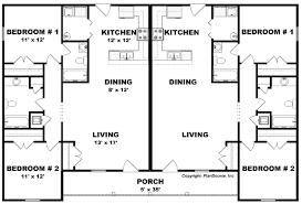 fourplex floor plans bedroom 2 bedroom 2 bath duplex floor plans