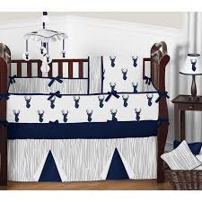 Deer Nursery Bedding Bed U0026 Bedding Using Adorable Sweet Jojo Designs For Cute Kids
