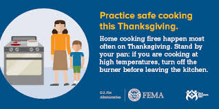thanksgiving safety resources vpppa region ii